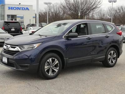 used 2018 Honda CR-V car, priced at $20,497