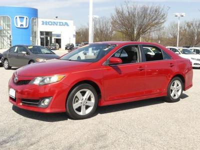 used 2012 Toyota Camry car, priced at $12,497