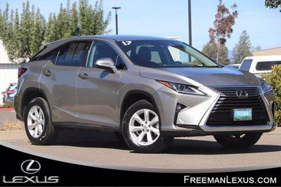 used 2017 Lexus RX 350 car, priced at $32,655