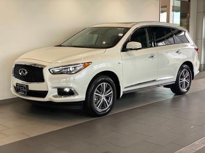 new 2020 INFINITI QX60 car, priced at $53,355
