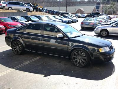 used 2003 Audi RS6 car, priced at $16,991