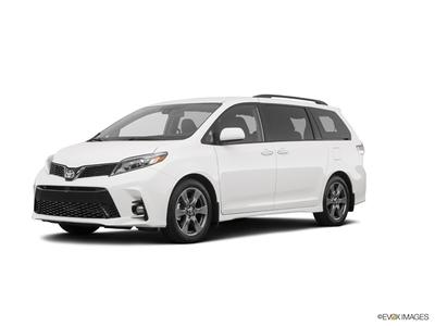 new 2019 Toyota Sienna car