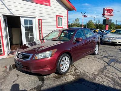 used 2008 Honda Accord car, priced at $7,777