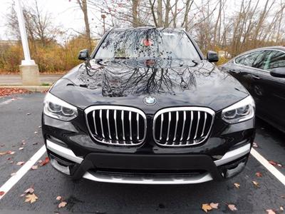 new 2021 BMW X3 car, priced at $48,785