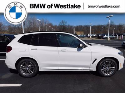 new 2021 BMW X3 car, priced at $61,195
