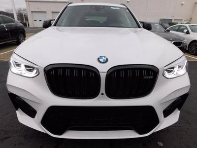 new 2021 BMW X3 M car, priced at $83,495