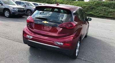 used 2017 Chevrolet Bolt EV car, priced at $15,500