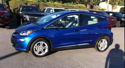 used 2017 Chevrolet Bolt EV car, priced at $15,500