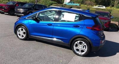 used 2017 Chevrolet Bolt EV car, priced at $22,000