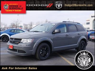 new 2020 Dodge Journey car, priced at $21,253