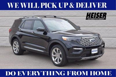 new 2020 Ford Explorer car, priced at $57,300