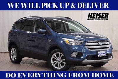 used 2018 Ford Escape car, priced at $19,433