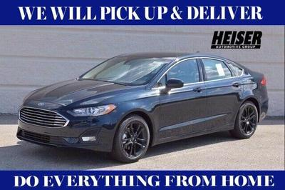 new 2020 Ford Fusion car, priced at $23,113