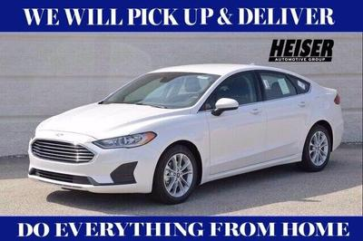 new 2020 Ford Fusion Hybrid car, priced at $29,790