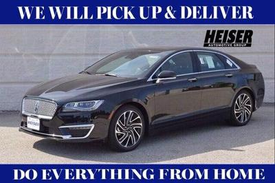 new 2020 Lincoln MKZ Hybrid car, priced at $47,995
