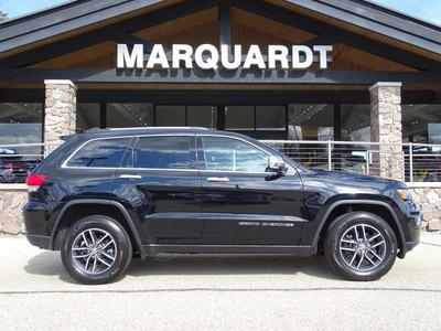 used 2018 Jeep Grand Cherokee car, priced at $33,501