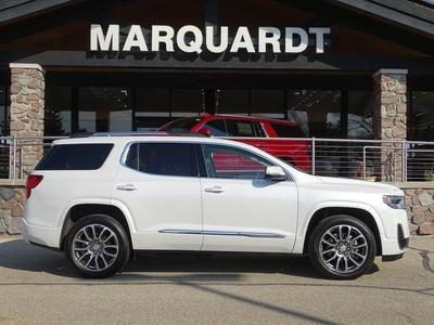 used 2020 GMC Acadia car, priced at $45,902