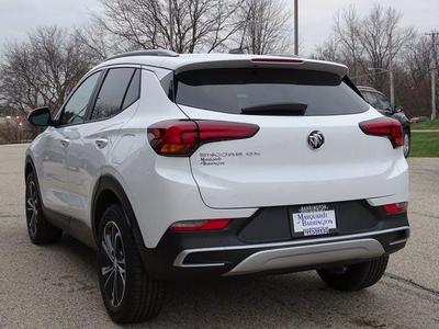 new 2021 Buick Encore GX car, priced at $24,117