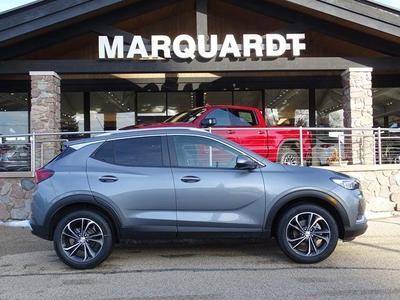 new 2021 Buick Encore GX car, priced at $24,612