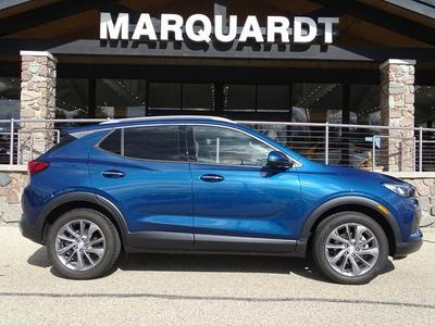used 2020 Buick Encore GX car, priced at $29,802