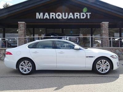used 2017 Jaguar XF car, priced at $28,401