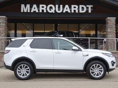 used 2017 Land Rover Discovery Sport car, priced at $32,402