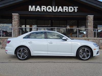 used 2018 Audi A4 car, priced at $32,901