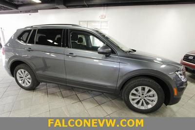 new 2020 Volkswagen Tiguan car, priced at $21,937