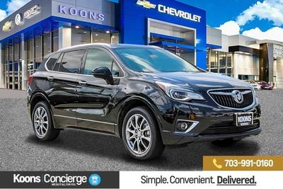 new 2020 Buick Envision car, priced at $32,106