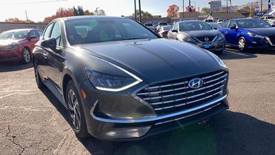 new 2020 Hyundai Sonata Hybrid car, priced at $26,503