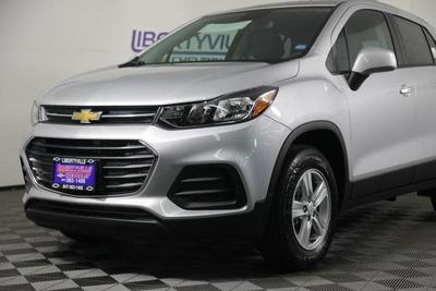 new 2021 Chevrolet Trax car, priced at $18,551