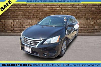 used 2014 Nissan Sentra car, priced at $6,991