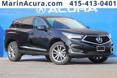 new 2021 Acura RDX car, priced at $43,600