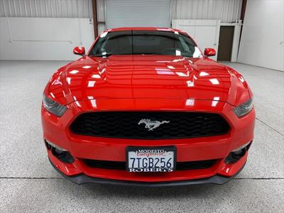 used 2016 Ford Mustang car, priced at $19,489