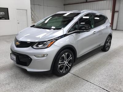 used 2017 Chevrolet Bolt EV car, priced at $18,489