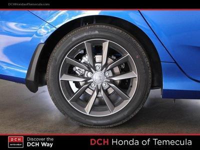 new 2020 Honda Civic car, priced at $26,105