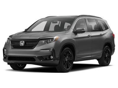 new 2021 Honda Pilot car, priced at $40,475