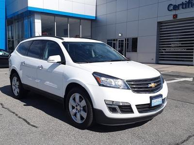 used 2017 Chevrolet Traverse car, priced at $23,788