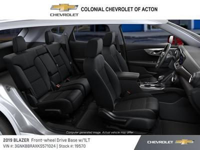 new 2019 Chevrolet Blazer car, priced at $30,494