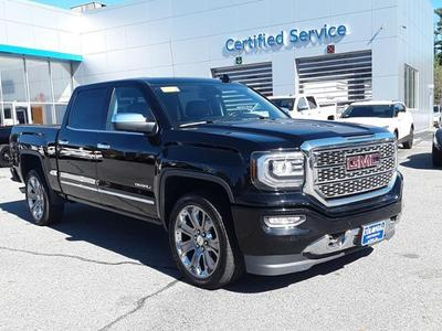 used 2017 GMC Sierra 1500 car, priced at $45,999