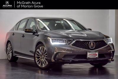 new 2020 Acura RLX car, priced at $55,895