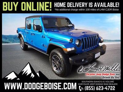 new 2021 Jeep Gladiator car, priced at $49,799