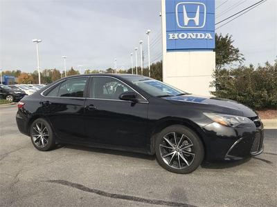 used 2016 Toyota Camry car
