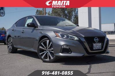used 2019 Nissan Altima car, priced at $23,999