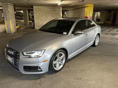 used 2018 Audi S4 car, priced at $39,977