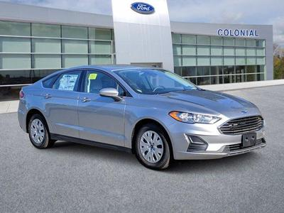 new 2020 Ford Fusion car, priced at $20,500
