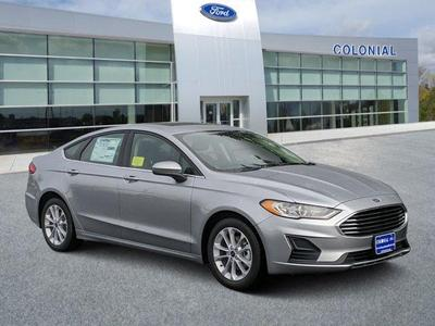 new 2020 Ford Fusion Hybrid car, priced at $24,995