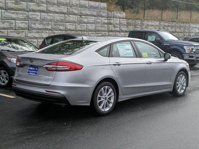 new 2020 Ford Fusion Hybrid car, priced at $27,995