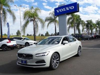 new 2021 Volvo S90 car, priced at $54,806