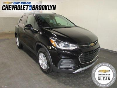new 2019 Chevrolet Trax car, priced at $26,145